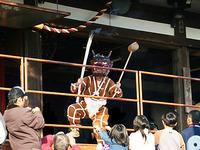 多聞寺追儺式・鬼踊り神戸市垂水区