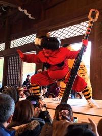 鬼踊り本成寺1