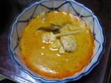 タイで食べたタイカレー