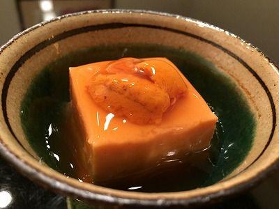 金時人参豆腐