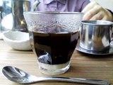 ベトナムコーヒーできあがり