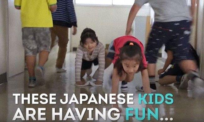 ロシア人「日本の小学校では毎日強制的に掃除をさせられている‥しかも給食の準備まで」 海外の反応