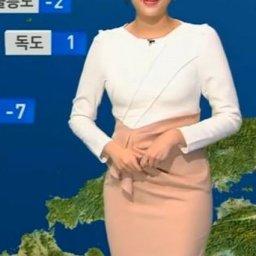 韓国人「同じ服を着る韓国のお天気お姉さん」→「服っていうか顔もみんな同じじゃねぇか」