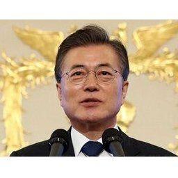 ムン大統領「南北で協力すれば日本を」日本を正式に敵国と認定www