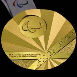 韓国、パラメダルの放射状デザインに発狂へ