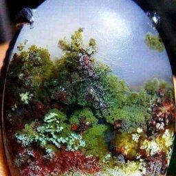 【画像】これが自然にできた鉱石って信じられる?