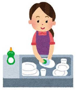 女子「飲み会で片付けしてたらアメリカ人男性に笑われた。皿洗いは女性の仕事じゃないよだって」