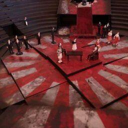 ドイツの国立オペラ劇場が旭日旗を使用!韓国人が猛反発…劇場側「芸術の自由、そのまま使用する」=韓国の反応