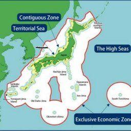 海外「沖ノ鳥島は岩だろ?」日本の排他的経済水域がとても広くて羨ましい!