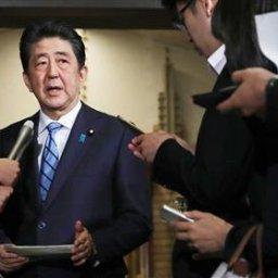 安倍首相「日韓議員連盟?どうでもいいし、まぁ頑張ってよ」
