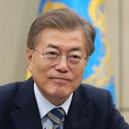 韓国人「文在寅を失明させた…」