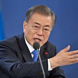 文在寅大統領、日韓関係について見解表明⇒「日本はいろいろと態度がでかい。身の程をわきまえた方がいい」