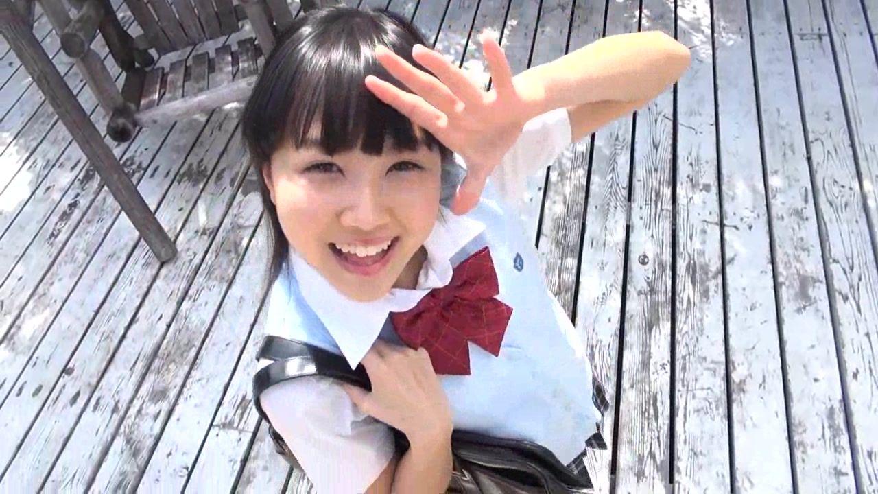 ジュニアアイドル・大空舞ちゃんの「はじめまして☆大空舞です♪ 13歳 中1」