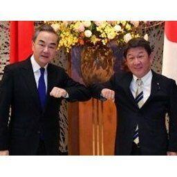 【緊急速報】日中外相会談、中国側の尖閣領有主張に日本政府側反論せず…