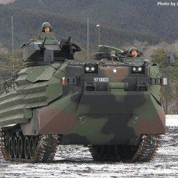 陸上自衛隊が創設する「水陸機動団」準備が最終段階…強襲揚陸艦の導入や水陸両用車開発など装備強化も課題!