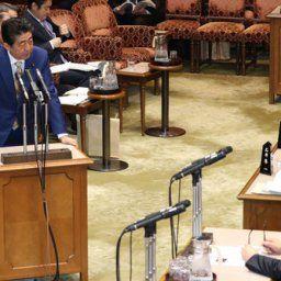 【速報】 安倍首相、自民党総裁引退!!!
