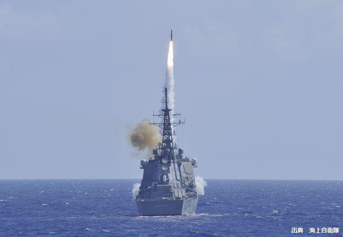 日本へミサイル発射で自衛隊が反撃の可能性!