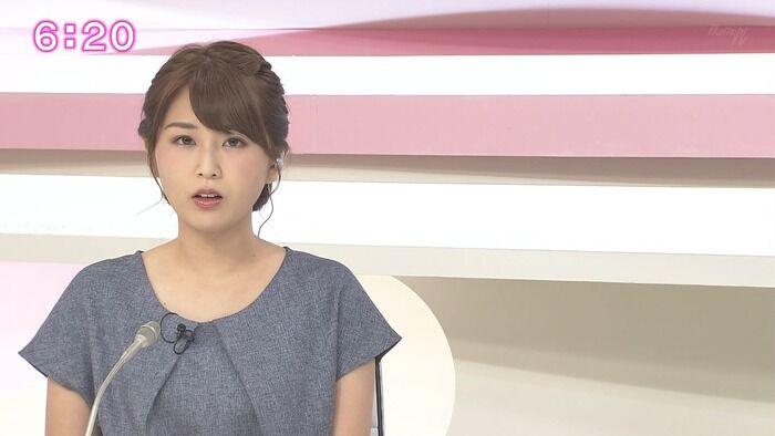 【画像】垣内麻里亜アナのおっぱいwwwwwwwww
