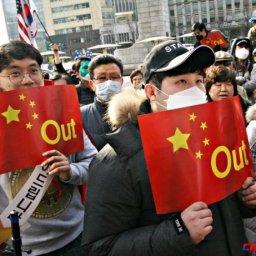 韓国人「反中を越えて嫌中になりつつある韓国人に対して憤慨する中国人」