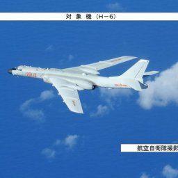 日中関係改善で、自衛隊機の中国機に対する緊急発進(スクランブル)が大幅減!