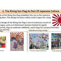 【旭日旗】 日本外務省ホームページに「戦犯旗」説明文を掲載~「国際社会が受け入れた」と事実と異なる主張[05/25]