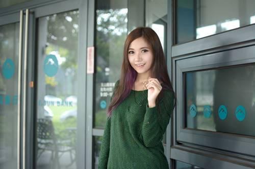 【画像】中国人女子ってスタイル良すぎない?