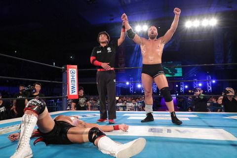 【G1 Bブロック】内藤ジェイが優勝決定戦行くにはMOXは残り全部負けなきゃダメなのか?