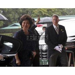 【即位礼正殿の儀】アメリカ、台湾出身の大臣が参列