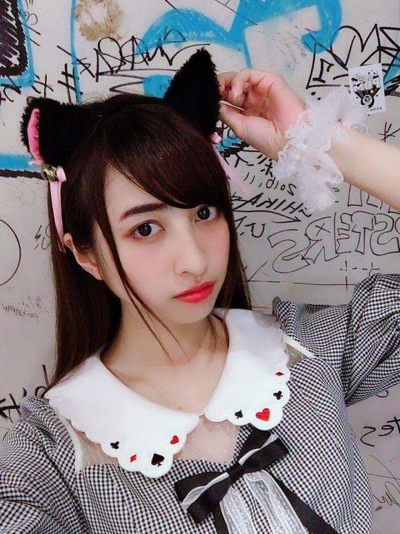 猫耳美少女の高坂琴水(18)が1stオカズを発売