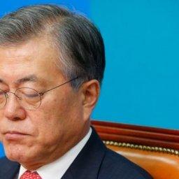 韓国人「文在寅大統領候補の遊説車死亡事故、被害者遺族が激怒!なぜ誰一人として弔問に来ないのか?」