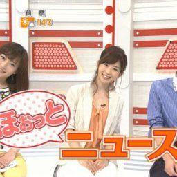 韓国人「日本の朝のテレビ番組のアナウンサーがすごいwww」