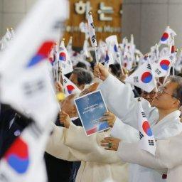 文在寅大統領「反日の代わりに未来!」「東京オリンピックは、共同繁栄の機会」「日本との未来志向的な関係」 韓国の反応