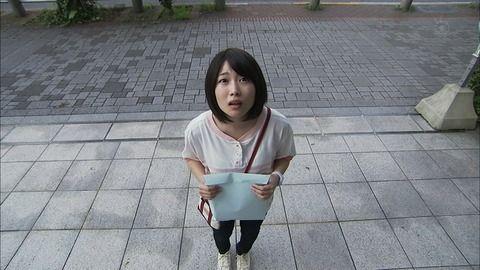 志田未来でもさすがにキツくなってきたJK制服。