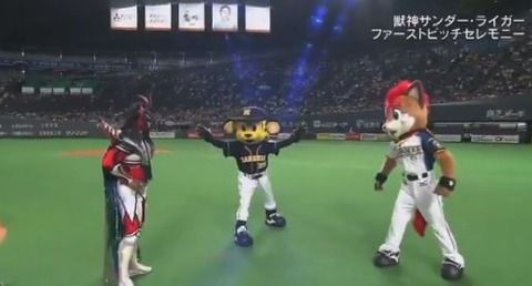 【短スレ】ライガーの始球式がアメリカ最大のテレビ局で絶賛される【新日本プロレス2ちゃんねるまとめ】