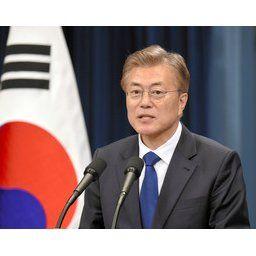 【韓国】文大統領「日本は友人!1日でも早く日本に行きたい!」