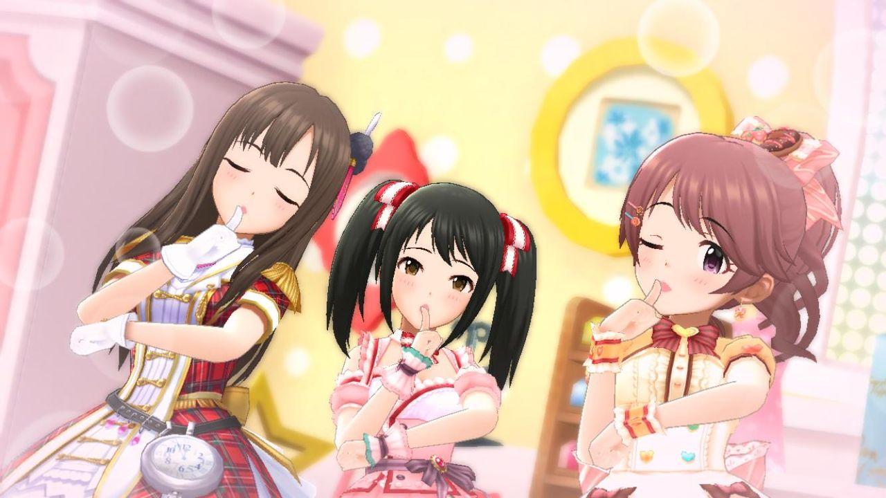 【デレステ】『Kawaii make MY Day!』MVが可愛いっていうお話。「2D標準」も要チェックだぞ!