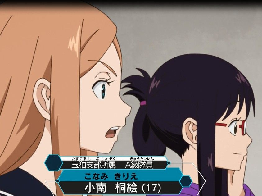0521f751 - 【ワートリ】小南先輩は太刀川先輩に勝ち越せるの?