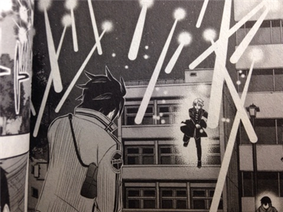 2464f0e2 - 【ワートリ】遊真は諏訪さんのフルアタックで結構ボロボロ