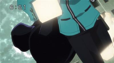 413cadf3 - 【ワールドトリガー】アニメ第三十四話「激闘決着!最強の戦い」
