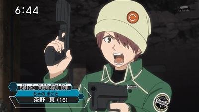 e93c41a1 - 【ワートリ】銃手(例えば来馬隊長)って銃型とアステロイドとハウンドのスロット3枠使うのかな?