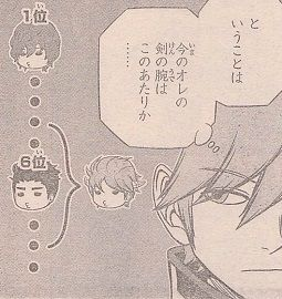 f3129522 - 【ワートリ】ヒュース君の師はヴィザ翁!太刀川さん圧巻の強さ!