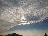 10月31日の空
