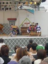 酒祭りステージ