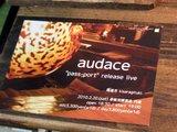 酒蔵ライブ『audace』