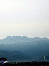 山 グラデーション