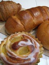 ドゥース・ア・ランシェンヌのパンたち