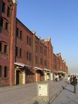 赤レンガ倉庫�