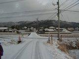 雪の元日�