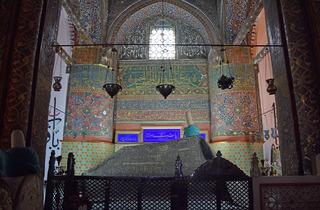 メヴラーナの棺