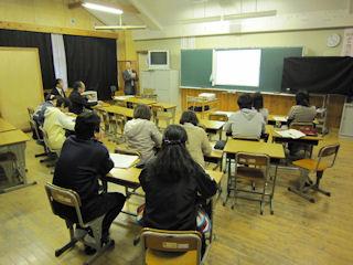 学力向上に係る指導主事訪問研修
